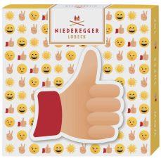 Niederegger Marzipan Selektion Emojis