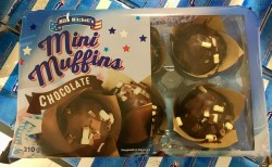 Penny Mike Mitchell's Mini Muffins Chocolate 210G