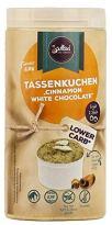 Soulfood Tassenkuchen Cinnamon White Chocolate Lower Carb