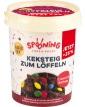 Spooning Keksteig zum Löffeln Chocolate Birthday Cake