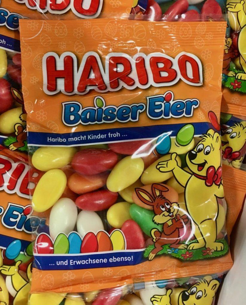 Haribo Baiser Eier