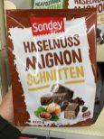Lidl Sondey Haselnuss Mignon Schnitten 400G