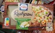 Nestlé Wagner Rustipani Geräucherter Käse auf Ricotta-Crème Nutri-Score