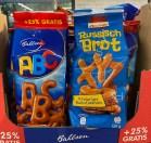 Bahlsen ABC 85 Cent oder Biscotto von Aldi mit Russisch Brot für 66 Cent - beide 125G
