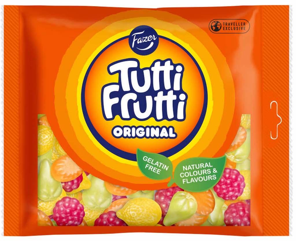 Fazer Tutti Frutti Suklaa
