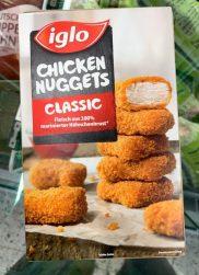 Iglo Chicken Nuggets Classic