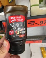 Lidl My Street Food Tokio Style Sauce 250 ML
