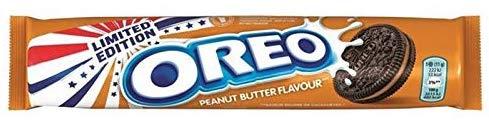 Mondelez Oreo Peanut Butter Flavour Limited Edition