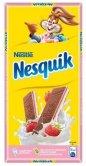Nestlé Nesquik Schokolade Erdbeere Hochformatig