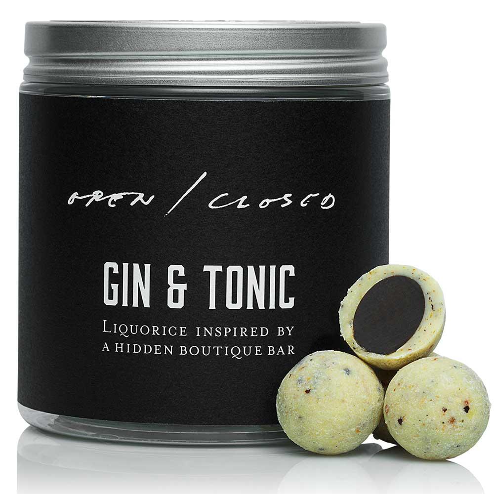 Open-Close Gin+Tonic Lakrits mit Gin 150g