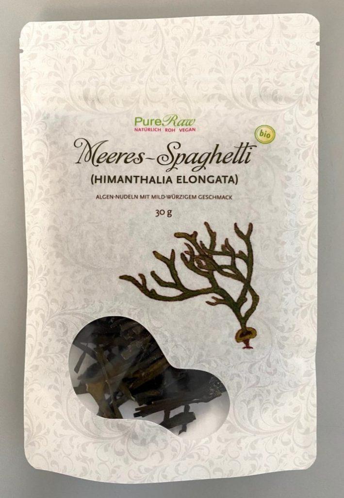 Pure Raw Meeres-Spaghetti Alge 30G