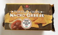 Travel Treats Tortilla Chips Nacho Cheese mit Heinz-Salsa-Dip