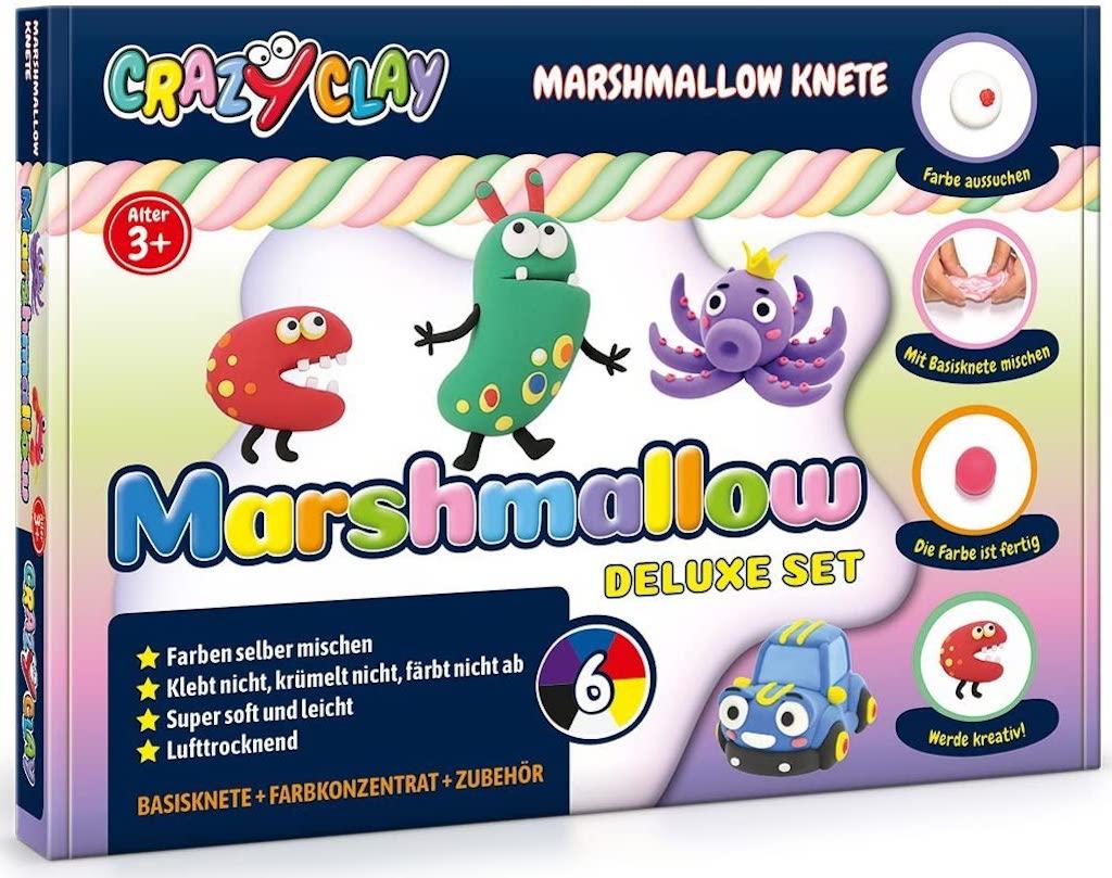 Crazy Clay Marshmallow Knete