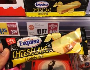 Exquisa Cheesecake Lemon
