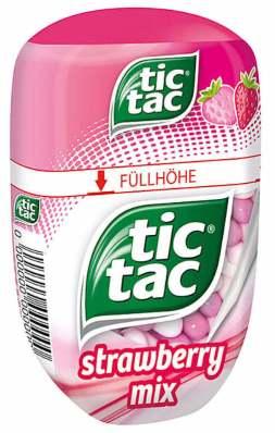 Ferrero tic tac Strawberry Mix 98g