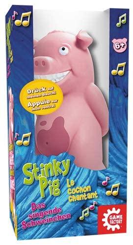 Game Factory Stinky Pig Das singende Schweinchen