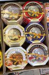 Karlsbader Oblaten Cappuccino-Schokolade-Eierlikör-Haselnuss-Eierlikör-Tiramicu