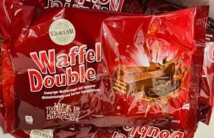 Netto Schokoliebe Waffel Double KitKat Imitat 300G