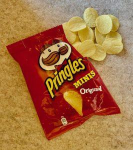 Pringles Original Mini Beutel