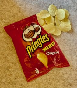 Pringles Original Mini Beutel