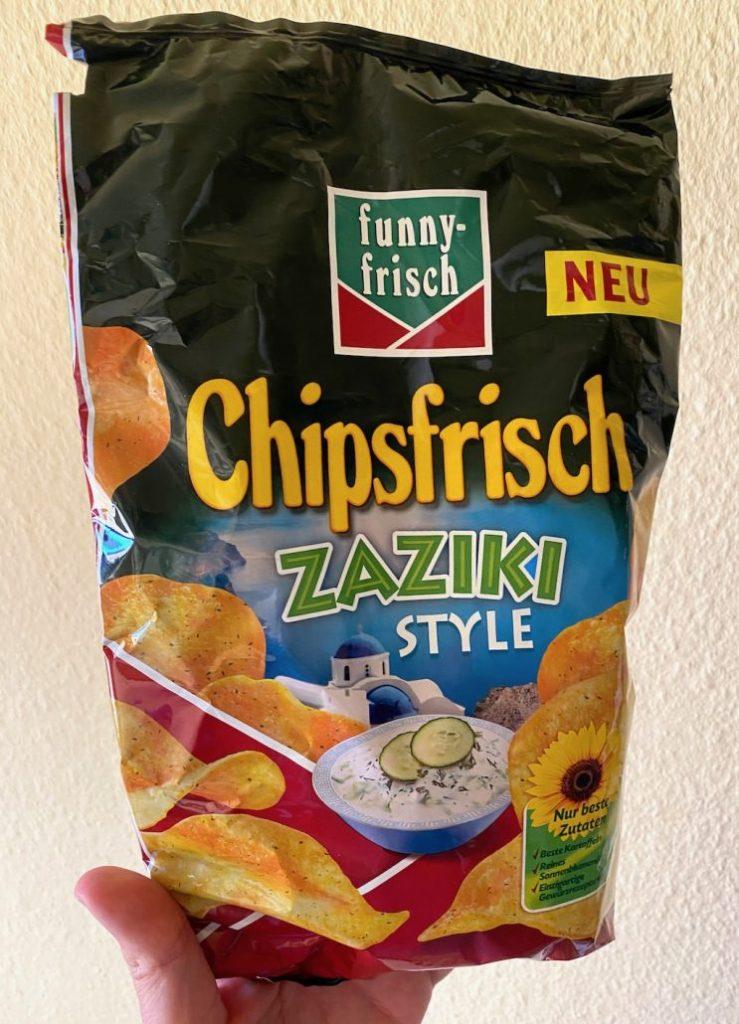 funnyfrisch Chipsfrisch Zaziki Style