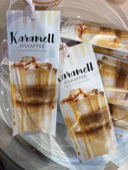 Depot Karamell Eiskaffee Créme GlaceeCafe Caramel