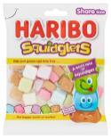 Haribo Squidglets Fruit Sweets 160g