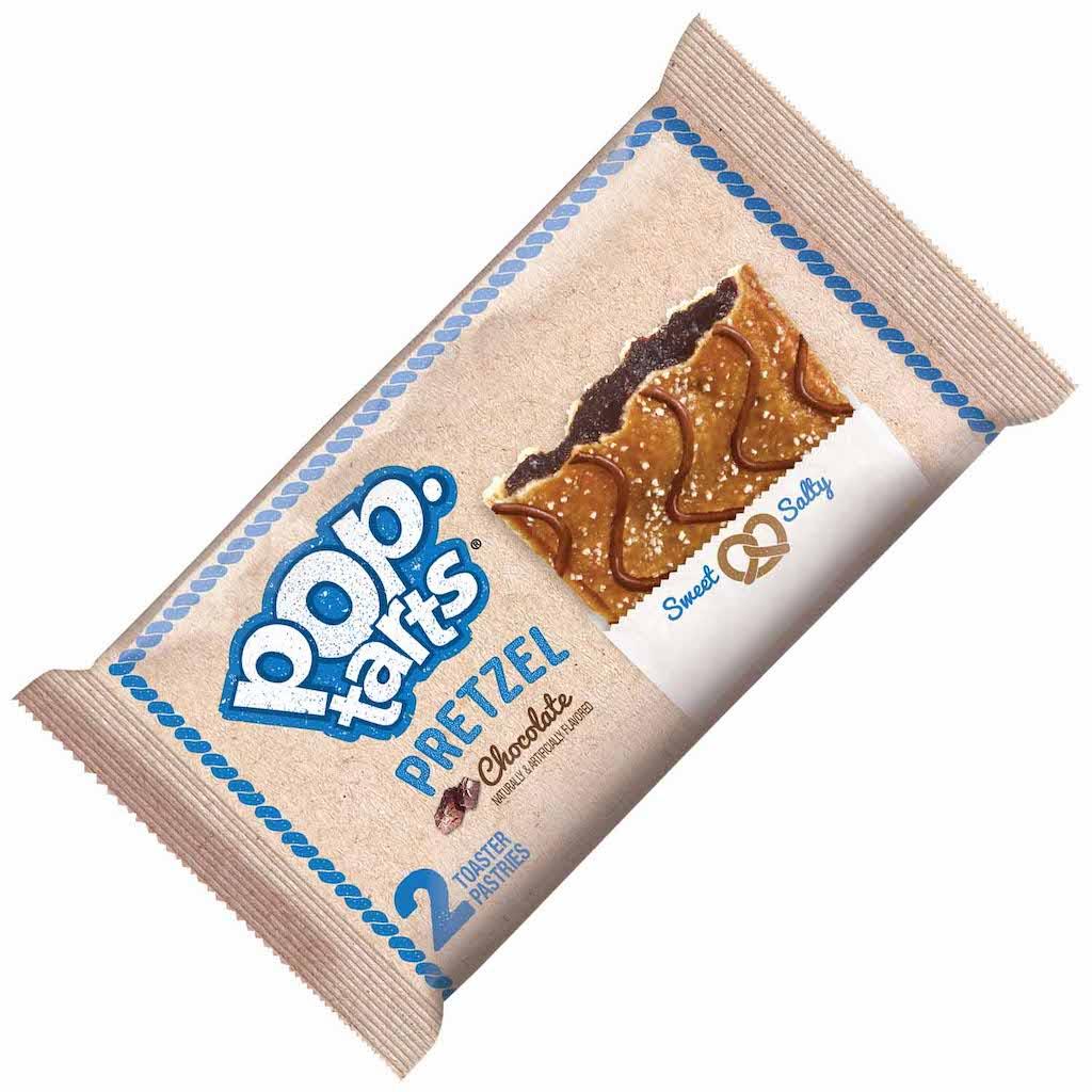 Kellogg's Pop tarts Pretzel-Chocolate 2er