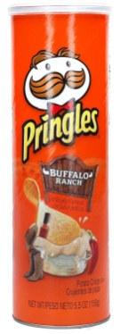 Pringles Buffalo Ranch 158g