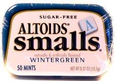 Altoids smalls Wintergreen 50 Mints