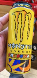 Monster Energy, The Doctor ,500ml, Getränkedose