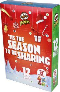 Pringles 12 Tage Adventskalender