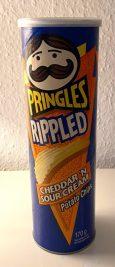 Pringles Food Trucks Cheddar Fries 190G