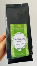 Smiths of London Chocolate Mint Flavoured Coffee 227G