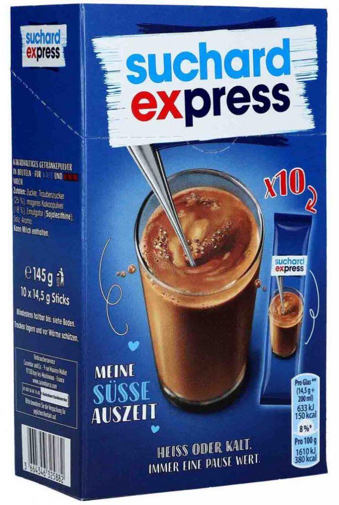 Suchard Express Sticks Meine Süße Auszeit 10er 145G