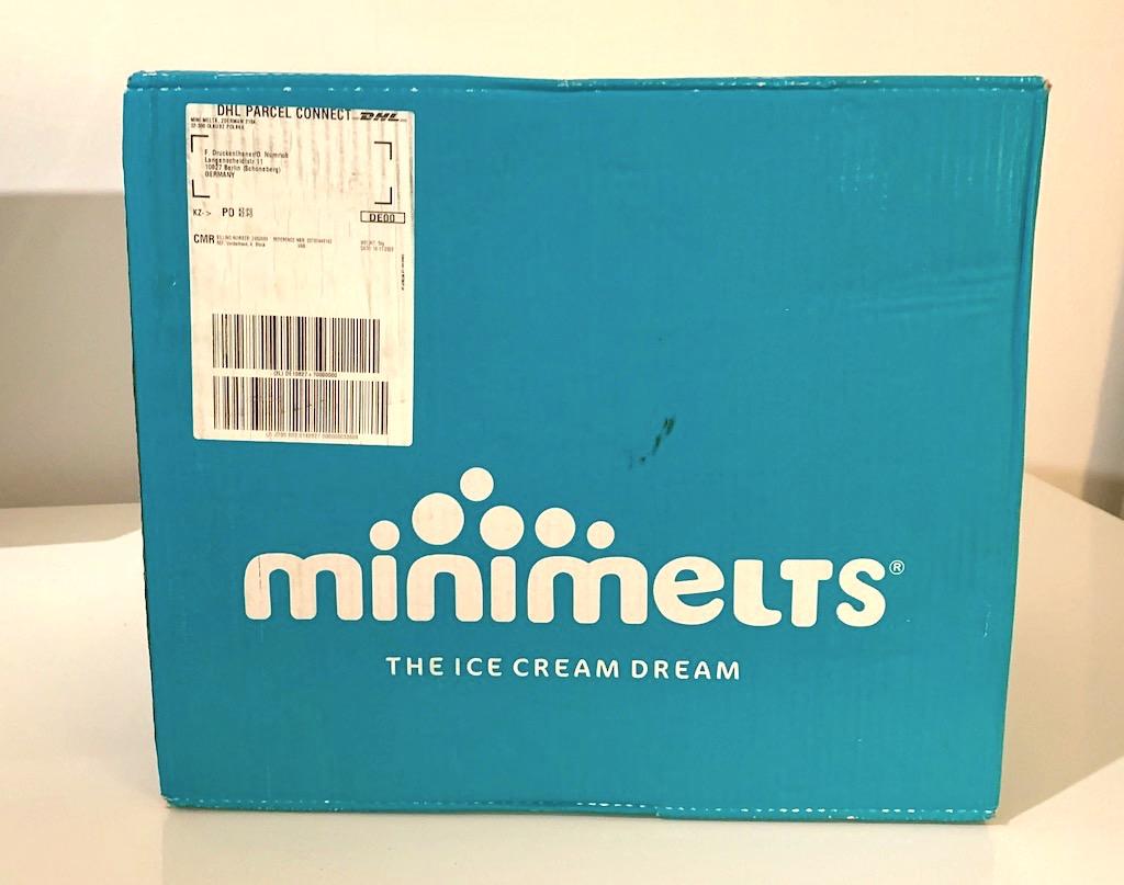 minimelts The Ice Cream Dream Paket