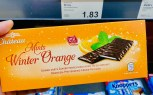 Aldi Chateau Mints Winter Orange After Eights