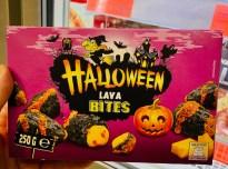 Aldi Halloween Lava Bites TK 250G