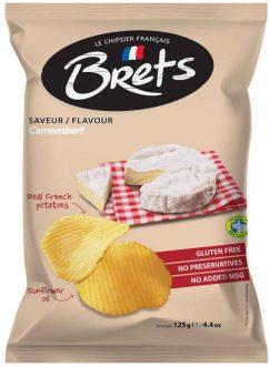 Brets Camembert 125g