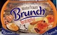 Brunch-Aufstrich mit Bratapfel-Geschmack