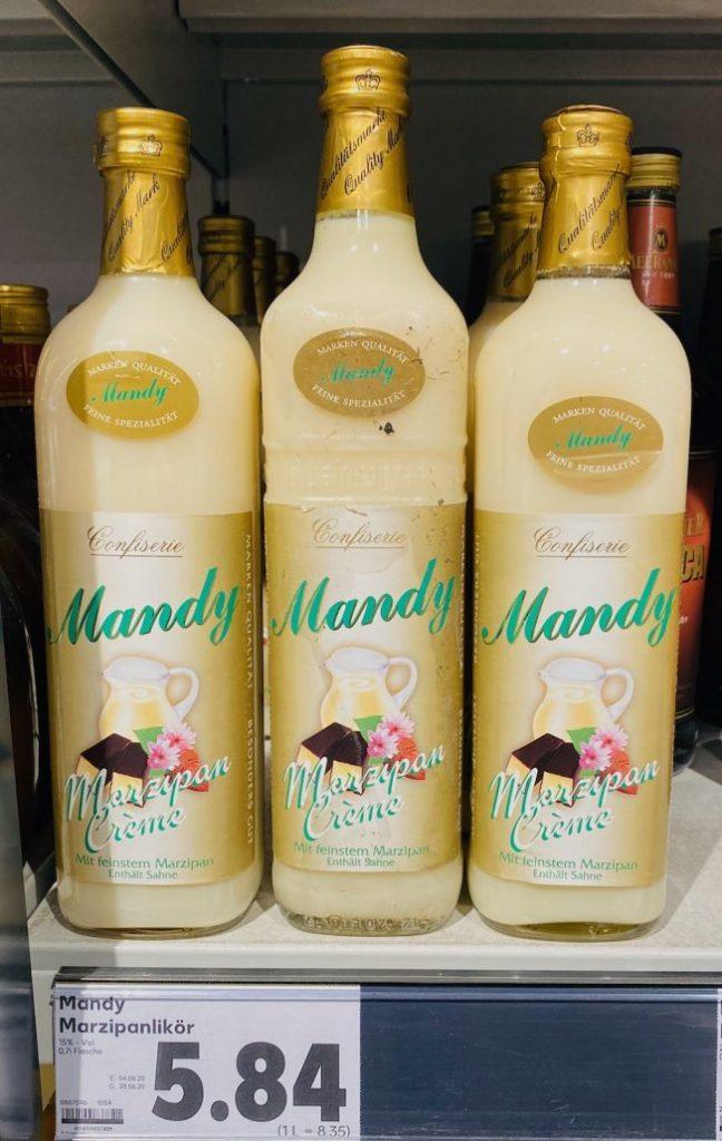 Confiserie Mandy Marzipanlikör
