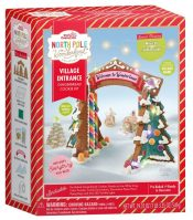 Crafty Cooking Kits North Pole Wonderland Village Entrance 549G