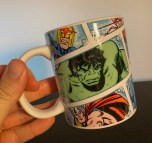 Kaffeebecher Hulk Marvel