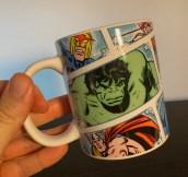 Kaffeebecher Hulk Marvel