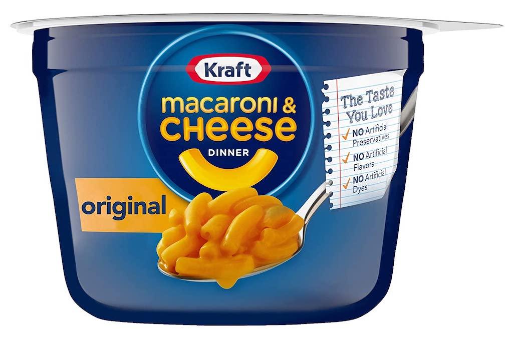 Kraft Macaroni+Cheese Dinner Original Einzelportion