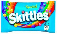 Mars Skittles Tropical