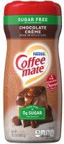 Nestlé Coffeemate Sugarfreee Chocolate Créme 290G