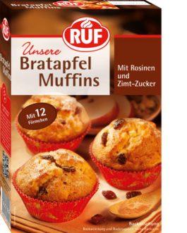 RUF Unsere Bratapfel Muffins Backmischung