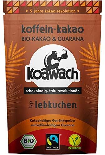 koawach Koffein-Kakao Typ Lebkuchen