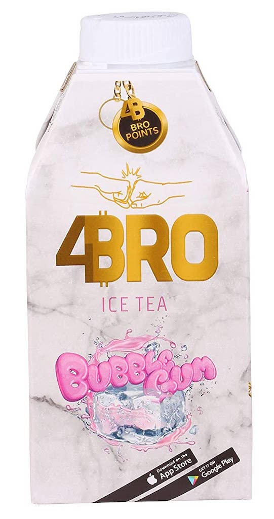4Bro Ice Tea Bubblegum